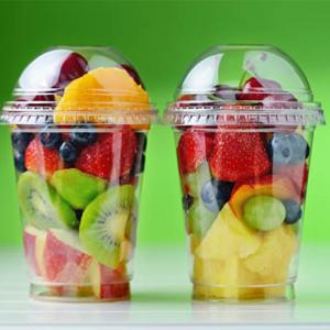 Presto una linea di frutta e macedonia in bicchiere e in vaschetta!