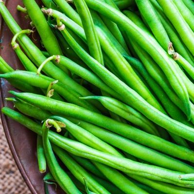 Tutte le varietà di legumi freschi disponibili