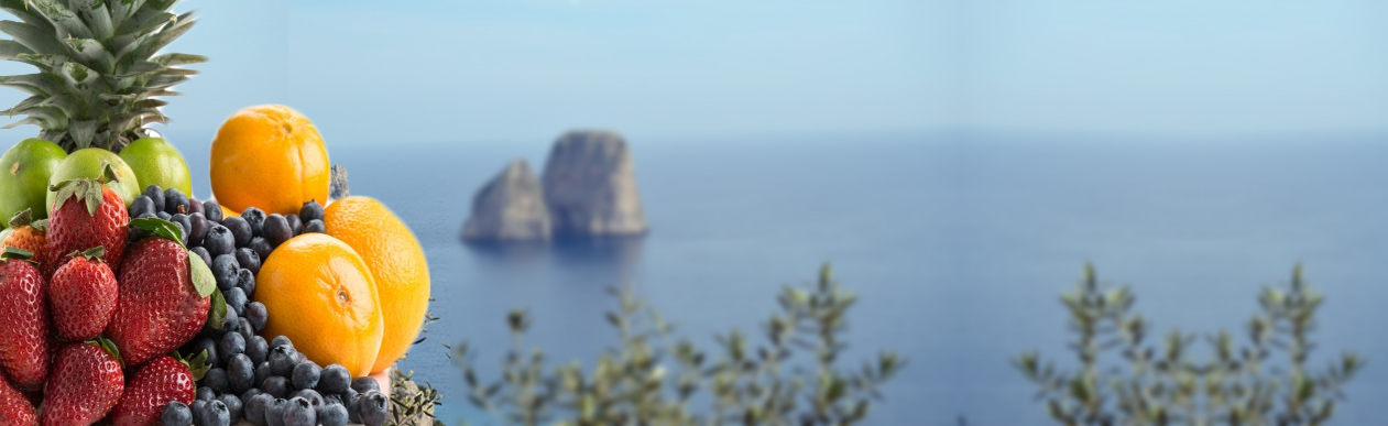 INGROSSO FRUTTA VERDURA A CAPRI   <strong>Centro Frutta Capri </strong>
